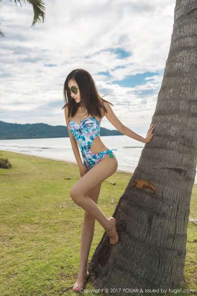 Yumi-尤美 - 沙巴旅拍第三套性感写真图集