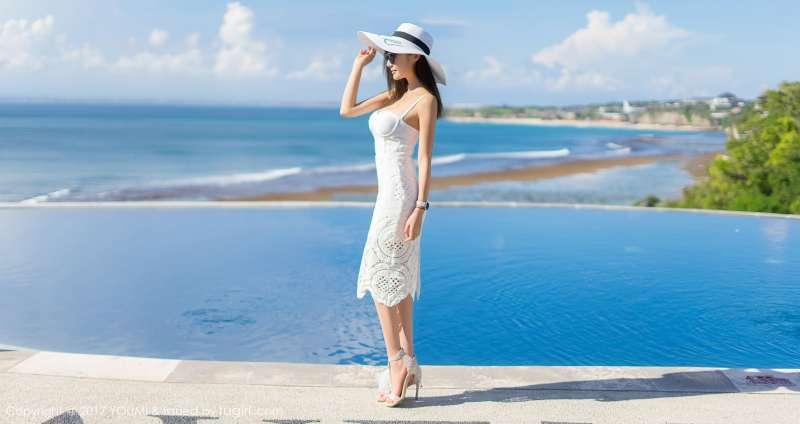 Yumi-尤美 - 巴厘岛旅拍性感写真套图