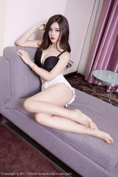 长腿美女@木木hanna性感写真套图