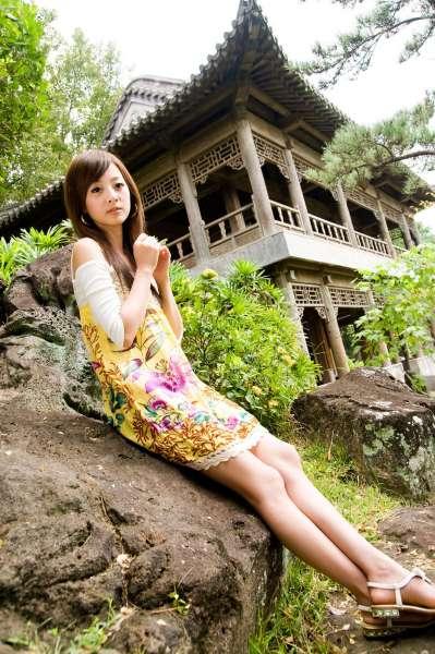 果子MM - 《至善園&原住民公園》摄影写真集