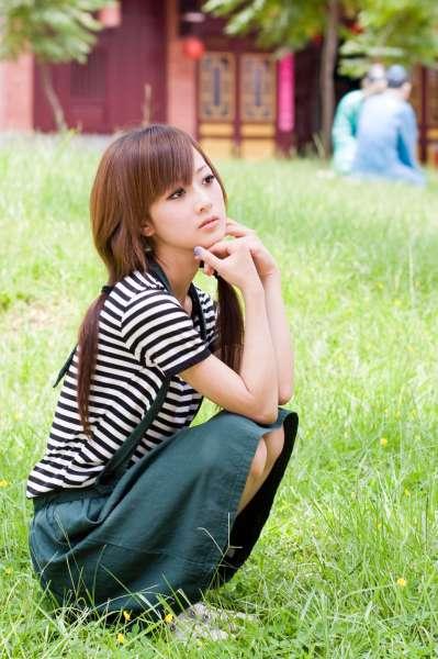 果子MM - 《昨日世界》清纯可爱写真集