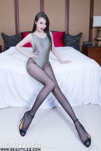 腿模Cindy 丝袜美腿写真性感套图