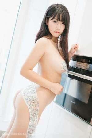 猫九酱Sakura - 性感美女黑色情趣诱惑图片