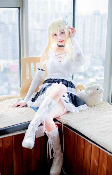 我的朋友很少柏崎星奈cosplay照片