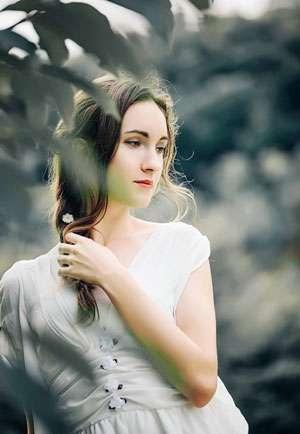 美女图片清纯气质 如何拥有清纯气质