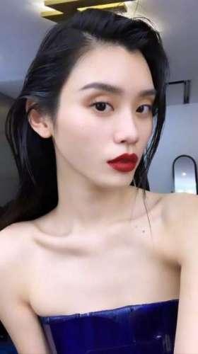 奚梦瑶回应怀孕传闻:你们怎么想的 你们开心就好