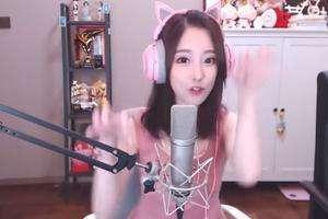 冯提莫唱《学猫叫》在韩国火了!韩网友-心脏砰砰跳