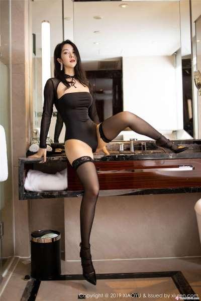 乖乖投降!性感美女Egg尤妮丝制服诱惑满足你警花的幻想