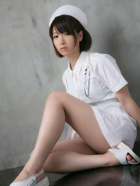 日本医院小护士的另外写真