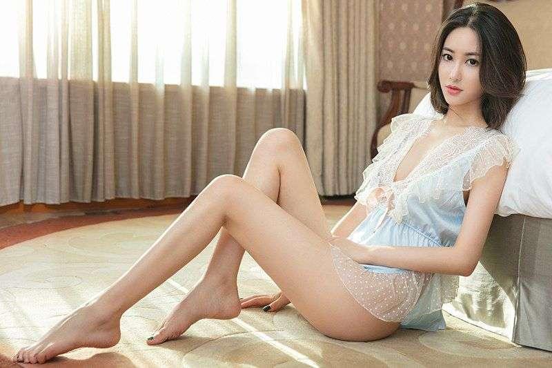 性感女神大尺度私房情趣内衣