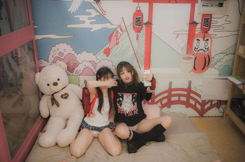 柚木x杪夏过激な姉妹H行爲